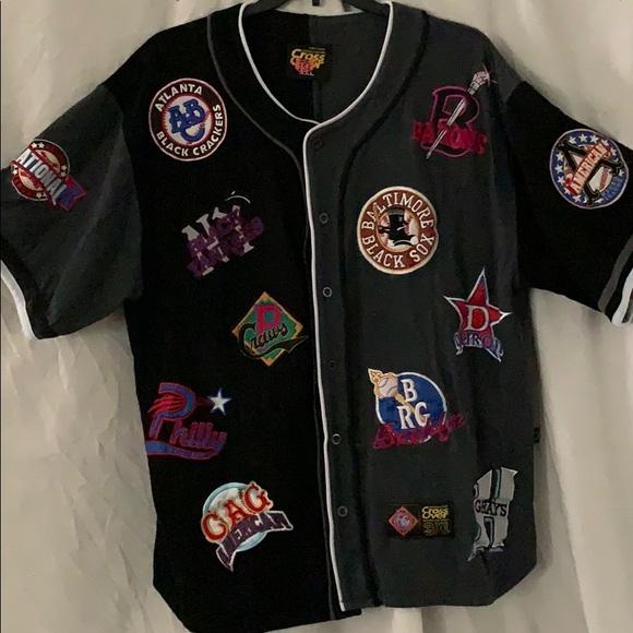 negro league jerseys